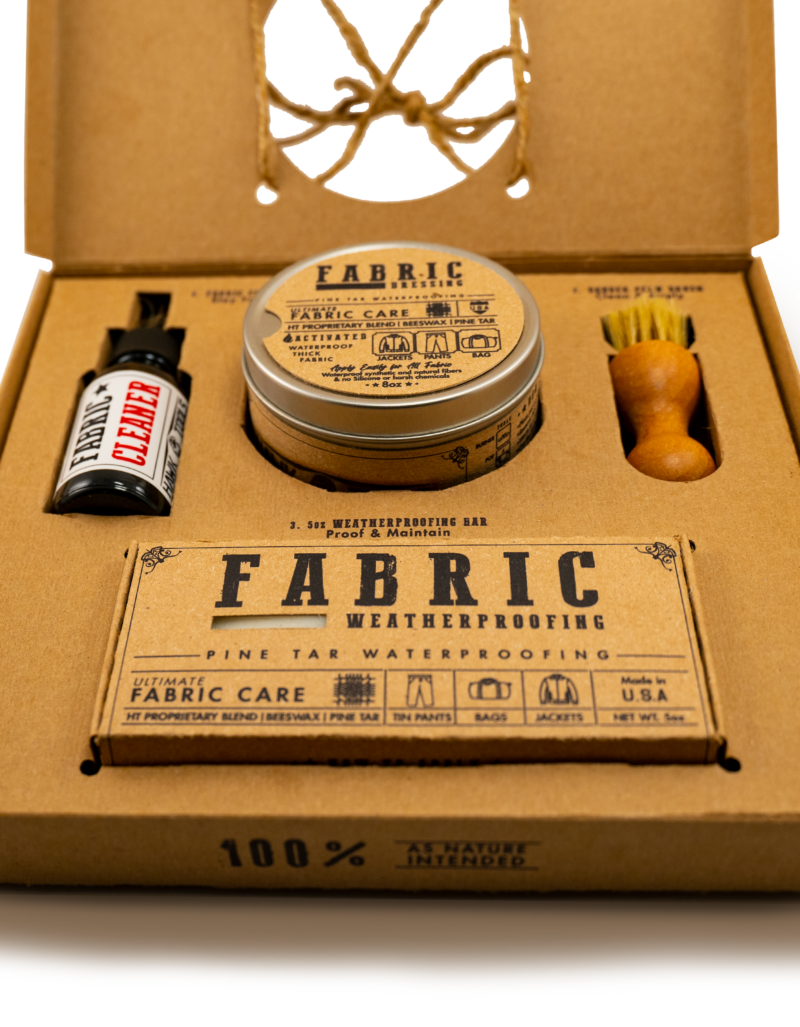 Fabric Care Kit Product Image Open Package
